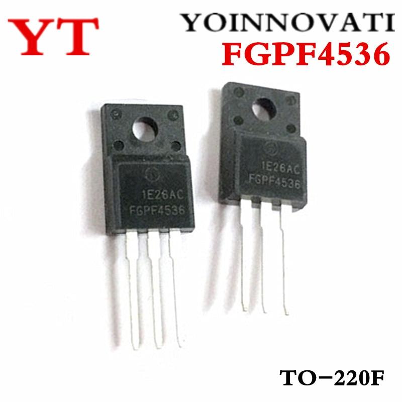 50 unids/lote FGPF4536 IGBT, 360V 28,4 W TO220F mejor calidad ic