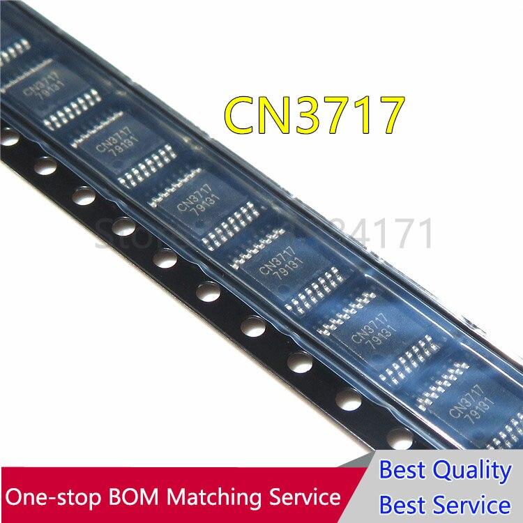 CN3717 SSOP16 gestión de carga de baterías de plomo-ácido IC 5 a corriente