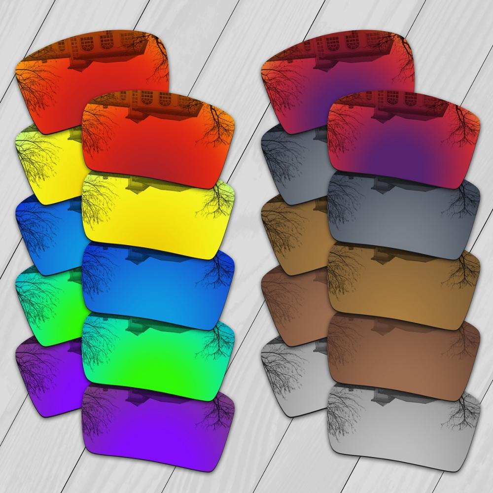 E.O.S Polarized Enhanced ReplacementLensesforOakleyCrankshaft Sunglasses - Multiple Choice