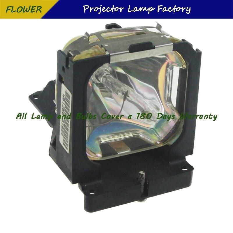 Высокое качество POA-LMP86 замена проектора голые лампы с корпусом для SANYO PLV-Z1X/PLV-Z3