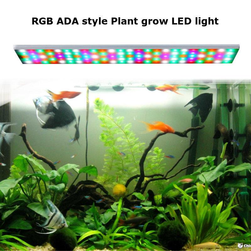 Plant grow LED light Chihiros RGB series ADA style aquarium water plant fish tank new arrived!