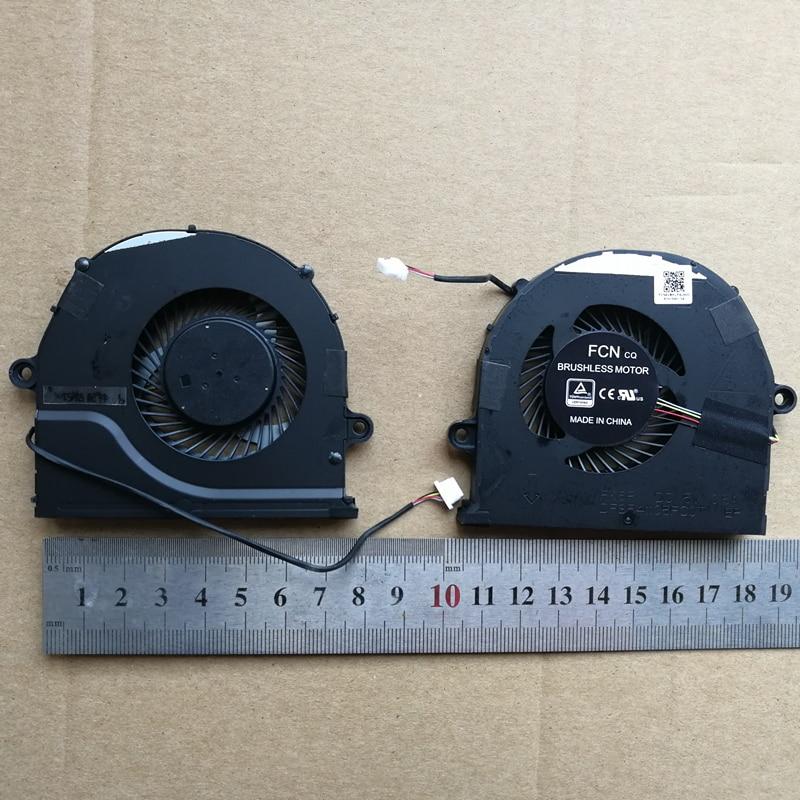 Охлаждающий вентилятор для ноутбука ASUS FX63V FZ63VD FX63VD FX63VD7300 FX63VD7700 ROG FX503 Edition GL503VD DFS541105FC0T FK6P