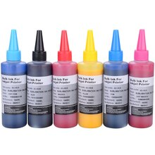 Sublimation Tinte Wärme Transfer Tinte Für EPSON Inkjet Drucker R230 T50 R270 1390 (6 colorx100ml)
