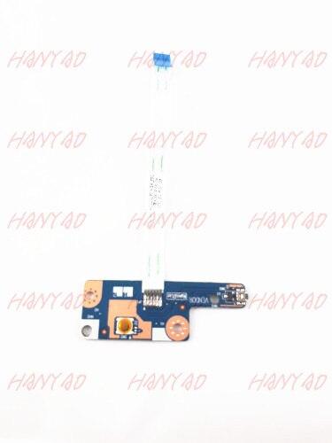 Placa do Botão Interruptor de Botão de Energia Ns-a273 para Lenovo Laptop G50 30 45 70 Z50