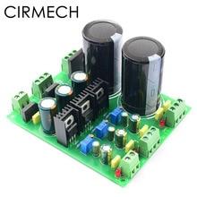 CIRMECH Rectifier filter power board LM317 LM337 multi-kanal einstellbar rectifier regler filter power modul für verstärker
