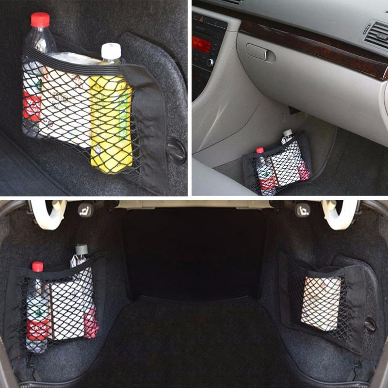 Sac de rangement de coffre de voiture   Sac de rangement de poche pour Volkswagen Golf 4 5 7 6 Honda Civic Accord Chevrolet Cruze