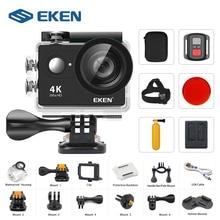 Action camera EKEN H9 / H9R 4K 30FPS Ultra HD WiFi 2.0 170D Underwater Waterproof Helmet Video Cameras go extreme pro Sport Cam