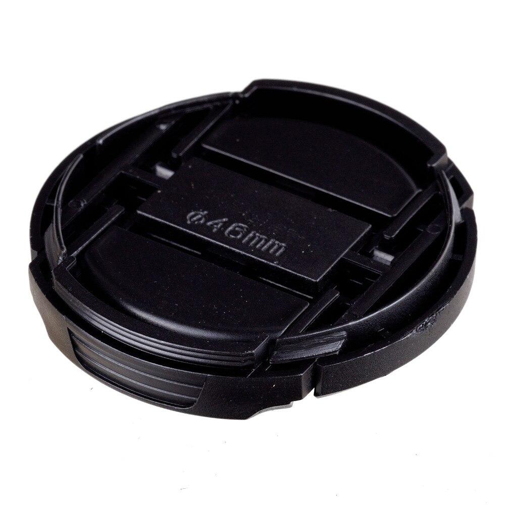 ¡Novedad! tapa de lente frontal a presión de 46mm + regalo para lentes Sigma de cámara