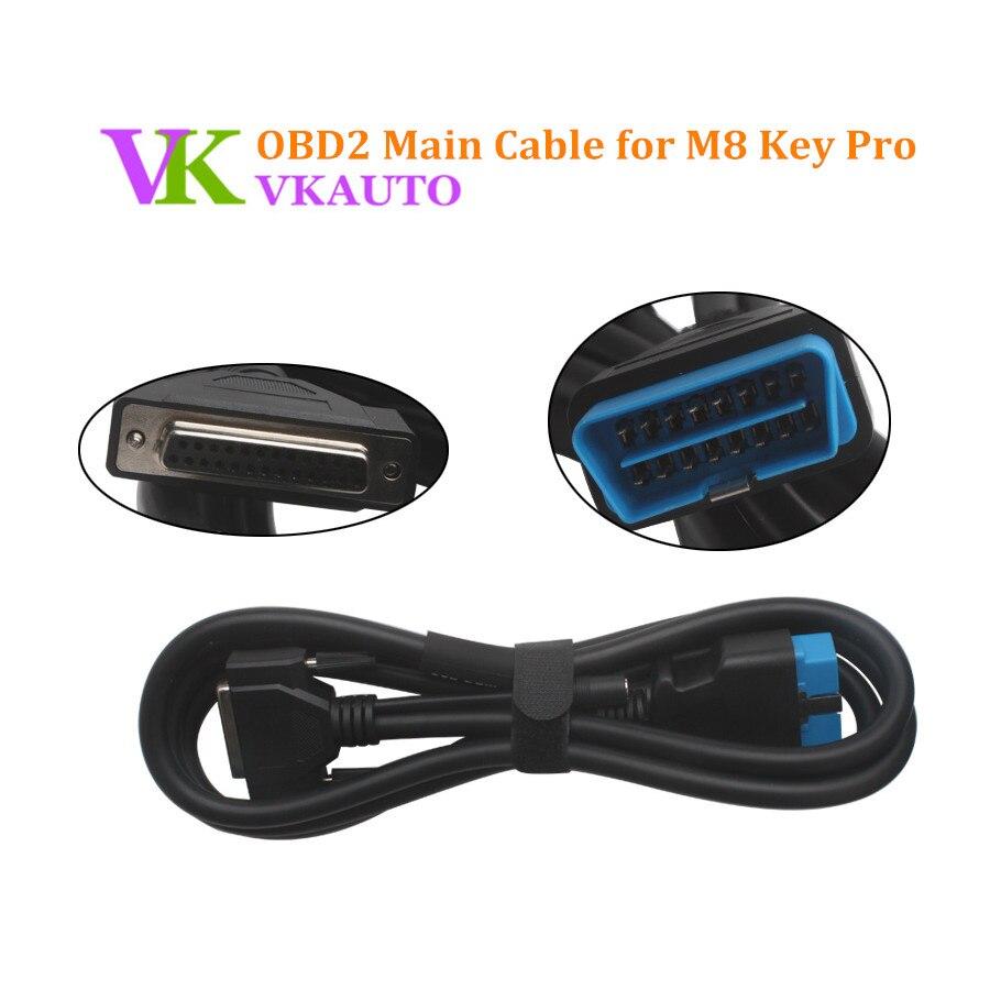 Beste OBD2 16Pin Kabel Voor De Mvp Key Pro M8 Auto Key Programmeur