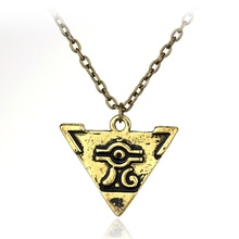 MQCHUN jeu bijoux yu-gi-oh YGO Millenium métal or Puzzle YuGiOh Yugi millénaire pendentif collier-30