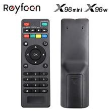 Genuine Remote Control For X96 X96mini X96W Android TV Box IR Remote Controller For X96 mini X96 X96