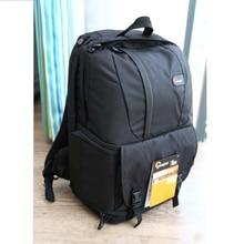 "hot sell Genuine Lowepro Fastpack 250 FP250 SLR Digital Camera Shoulder Bag 15.4"" inch laptop with all weather Rain cover"