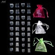 100 paires/lot talon protecteurs haut Heeler antidérapant Silicone talon bouchon Latin Stiletto danse couverture pour nuptiale de mariage