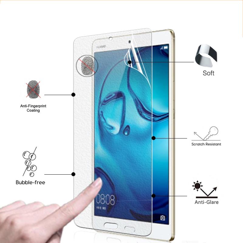 "Premium protector de pantalla antideslumbrante mate película protectora para Huawei Mediapad m3 8,4 ""tablet Anti-huella digital mate películas protectoras de pantalla"