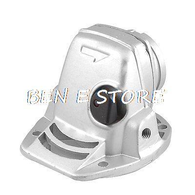 Cinza 20mm de alumínio ângulo moedor cabeça escudo capa para makita 9523