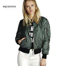 Spring Women Basic Bomber Jacket 2021 Casual Loose Women Long Sleeve Coat Oversize Jacket Women Zipp
