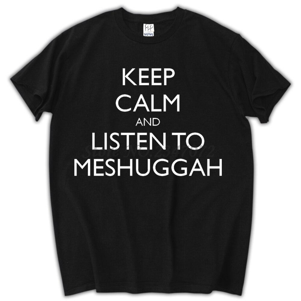 MESHUGGAH OBZEN DJENT de METAL extremo SIKTH teseracto GOJIRA nuevo negro camiseta