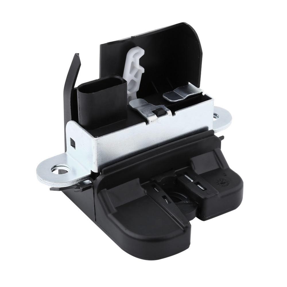 Pestillo de bloqueo de la tapa del maletero trasero del coche para 2003-2015 1T0827505H 9B9