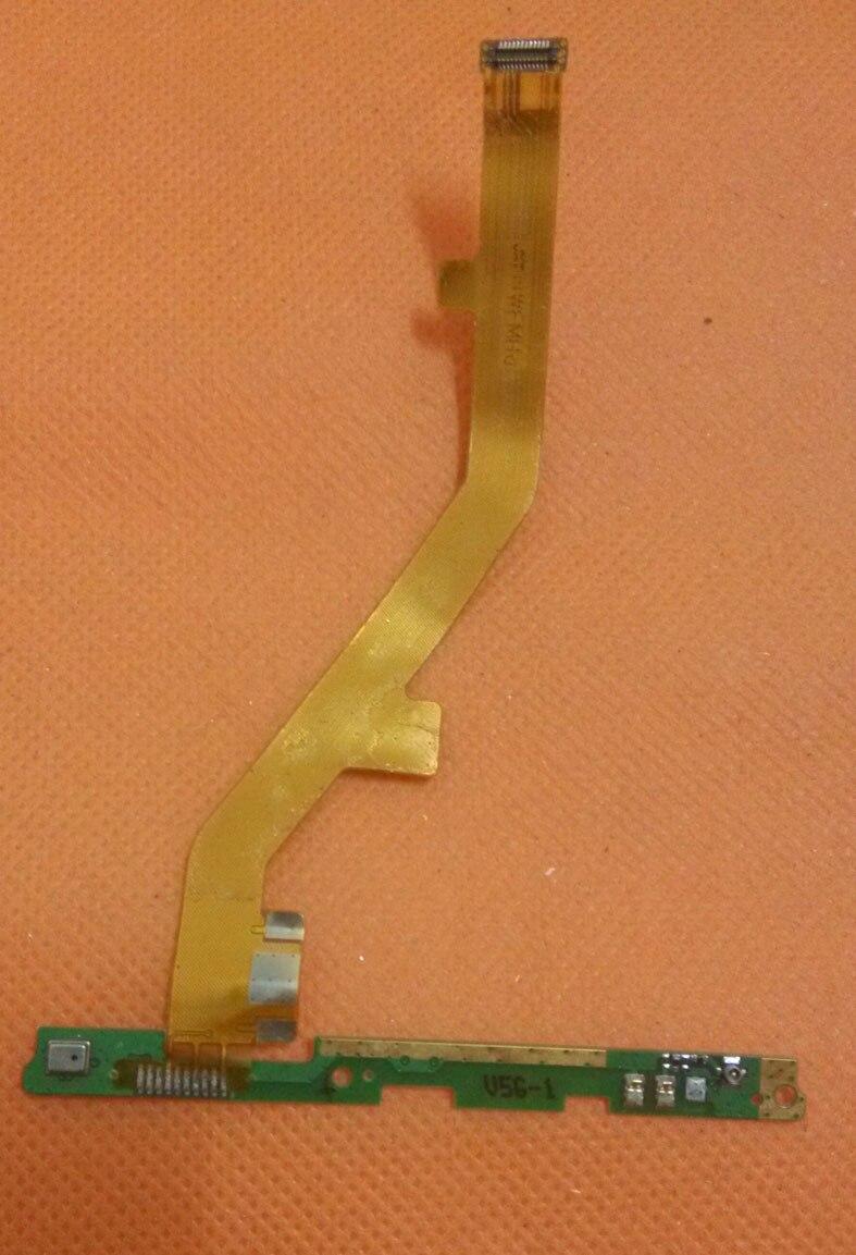 Tablero de micrófono Original usado para placa base FPC principal para iNew i8000 MTK6582 Quad Core 5,5 QHD 960x540 envío gratis