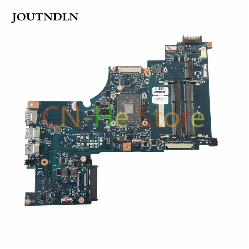 JOUTNDLN لتوتوشيبا الأقمار الصناعية C75D-C C75D اللوحة الأم للكمبيوتر المحمول H000087310 AR10ACL DDR3 الرسومات المتكاملة ث/لوحدة المعالجة المركزية A6-7310