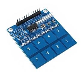 TTP226 8-канальный цифровой сенсорный мод