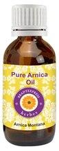 FRee Shipping Pure Arnica Oil Arnica montana 100% Natural Therapeutic Grade Cold Pressed 5ML