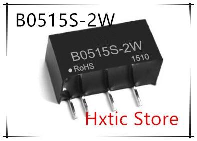 10 قطعة/الوحدة dcdc إمدادات B0515S-2W B0515S 5V 15V DC-DC خطوة متابعة العزلة وحدة الإلكترونية