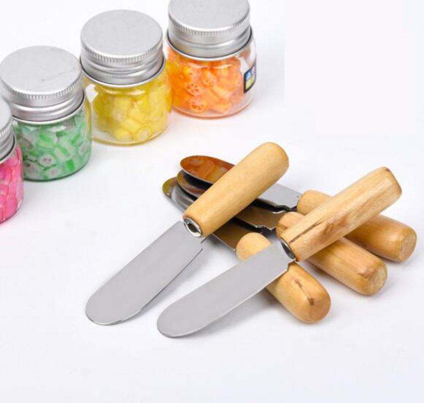 Espátula de acero inoxidable para pastel, cuchillo espátula para crema de glaseado y mantequilla, utensilios de decoración para pasteles y cocina