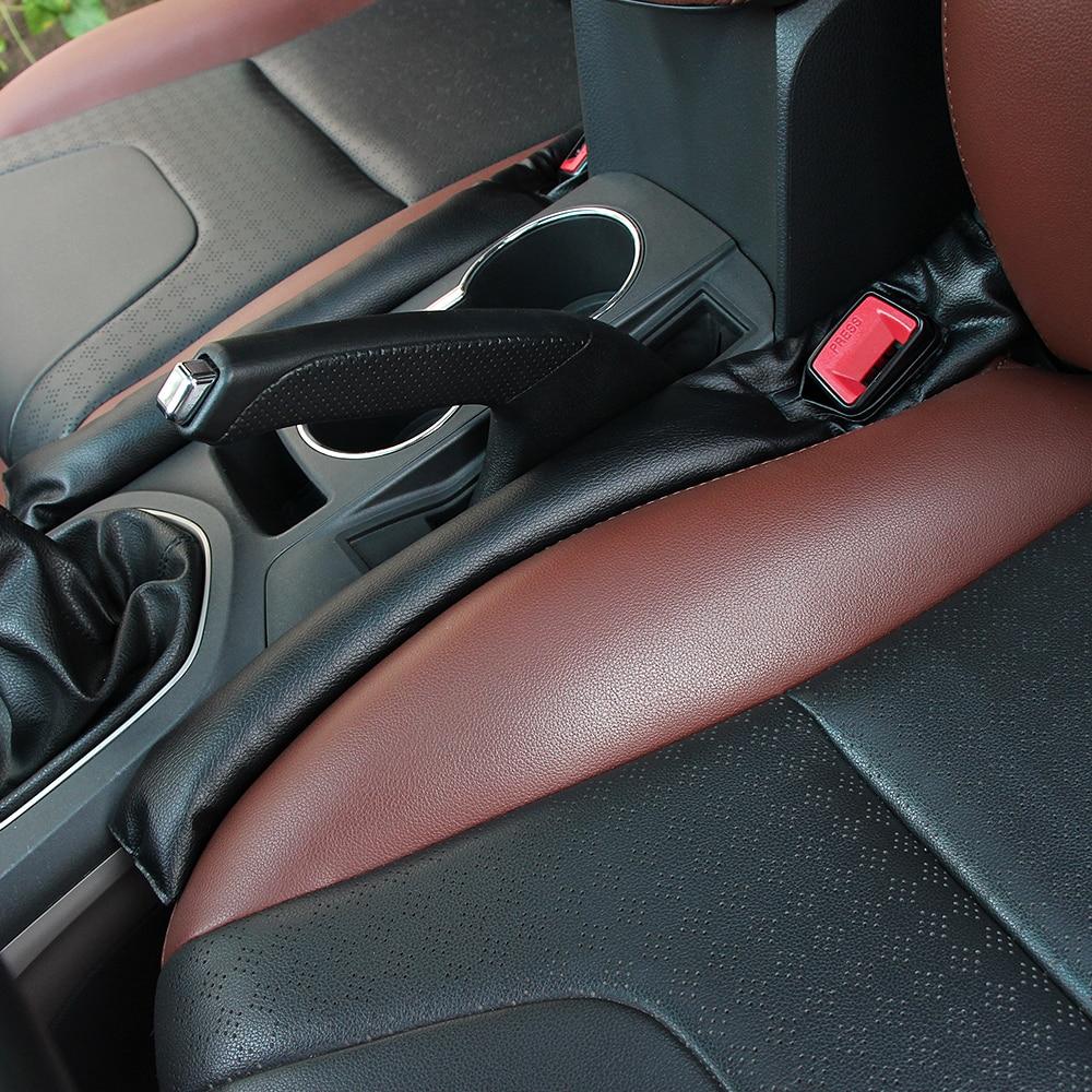 Decoración de coche para espacio de asiento, relleno de relleno, cubierta para Opel Astra H J G Insignia Mokka Mazda 3 6 CX-5 Nissan Qashqai Juke accesorios de X-TRAIL