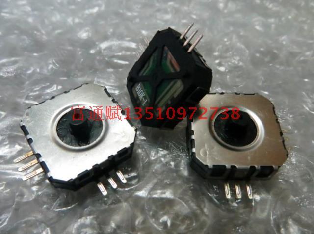 5 pcs Interruptor Joystick Jogo Potenciômetro Interruptor B10K MP5 6-pin Cinco-way Switch MP5 Joystick Acessórios