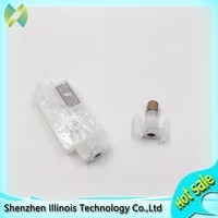 10pcslot dx5 print head damper with connector mimaki jv33 jv5 cjv30 printer damper