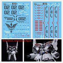D.L high quality Decal water paste For Bandai PB HG 1/144 Neo Zeong Sinanju Stein Gundam DL148*