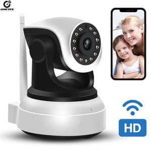 1080P Wireless IP Camera Wifi Camera Home Security Surveillance CCTV Network Night Vision Camera Baby Monitor Two Way Audio cam