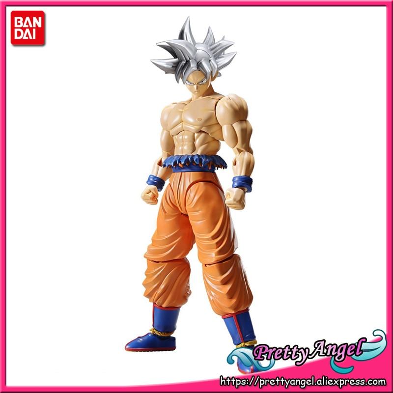 Echte Bandai Geesten Figuur-Rise Standaard Montage Dragon Ball Super Zoon Goku (Ultra Instinct) plastic Model Action Figure