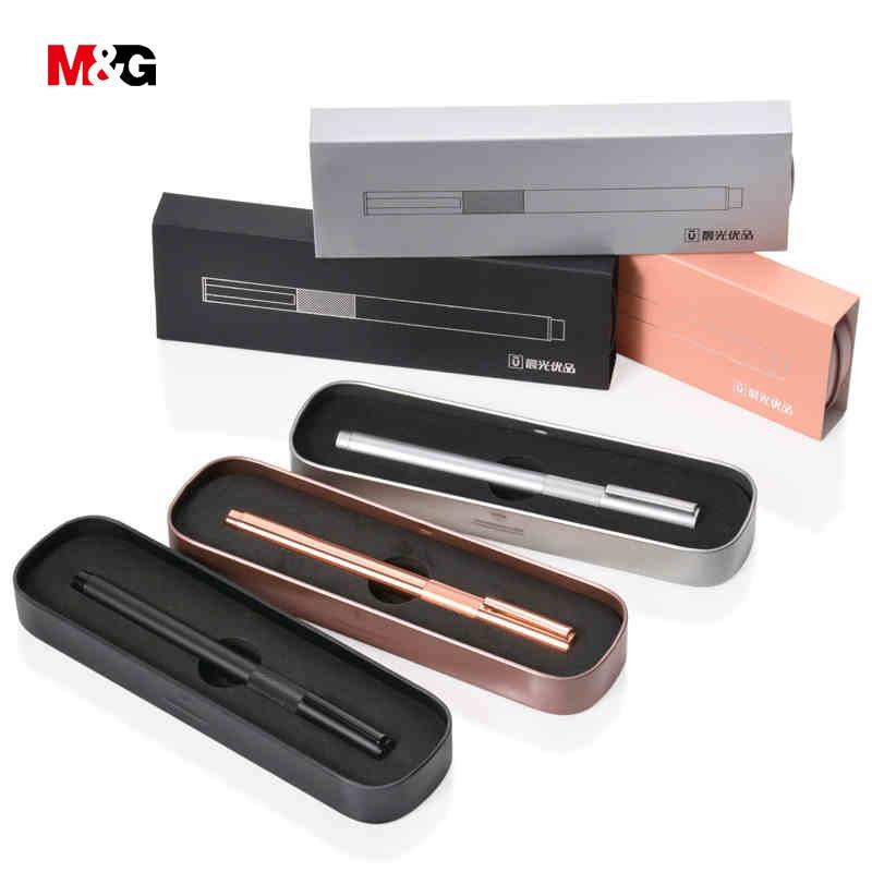 Bolígrafo para la escuela M & Gl, suministros elegantes, papelería, oficina, gran calidad, bolígrafos de regalo de lujo para escribir