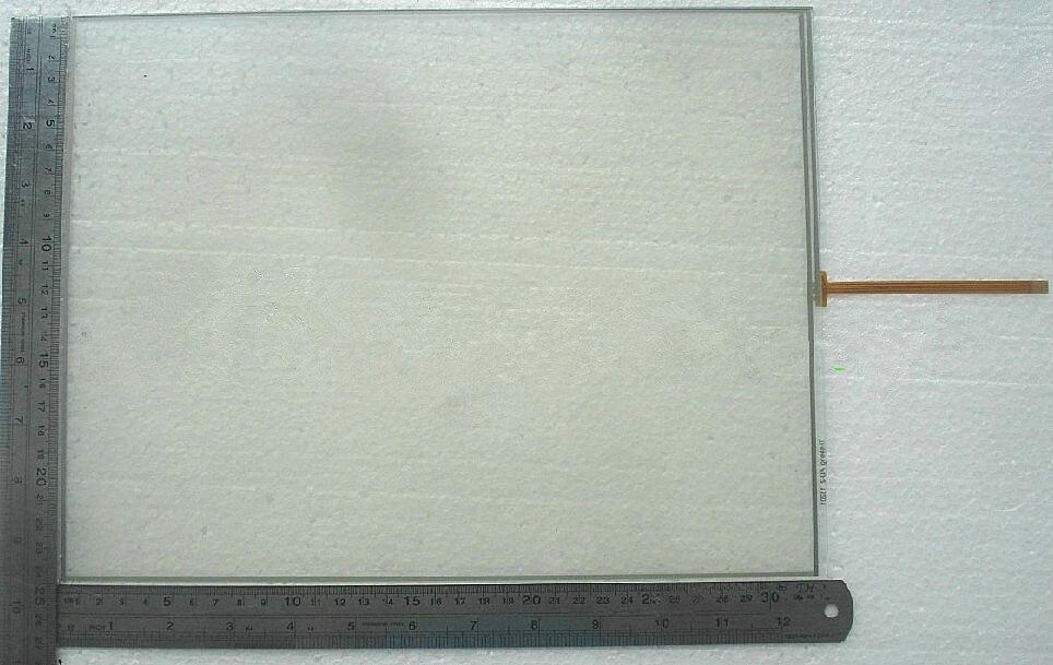 15 pouces tactile pour T-010-1201-X131/01 4 fils tactile panneau verre livraison gratuite