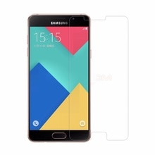 2Pcs For Tempered Glass Samsung Galaxy A3 2016 Screen Protector For Samsung Galaxy A3 2016 Glass Fil