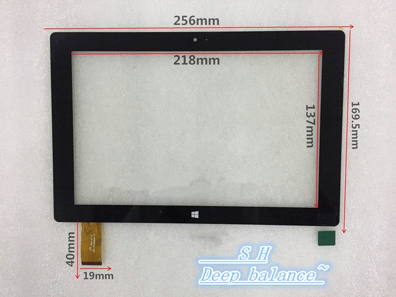 Фото - New original 10.1inch flat panel touch screen capacitance screen FPC-FC101JS124-03 handwritten outer screen original dr7 m7s hd new 7 inch tablet touch screen touch digital panel induction capacitance screen hd 86 v02 outer screen