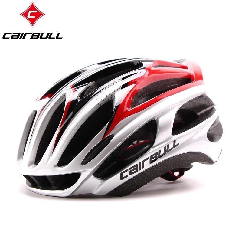 CAIRBULL велосипедный шлем, 29 вентиляционных отверстий, Сверхлегкий велосипедный шлем EPS + PC, цельнолитый 4D MTB, дорожный велосипедный шлем