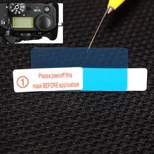 2x haut LCD panneau de Protection Film pour Pentax K-1 K1 Mark II K-3 K3 K-5 II K5IIs K-5 II S