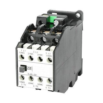 CJX1-22 Contator Da Ca 36 V 50Hz Bobina 3-Phase 22A 3-Pole 2NA + 2NF