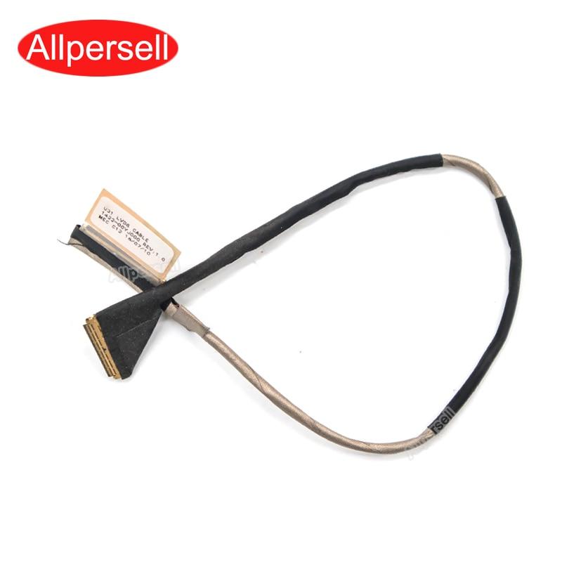 Новый ЖК-видео кабель для ASUS U31 U31SD U31JG U31S U31JC X35S X35J кабель для экрана ноутбука 1422-00YJ000