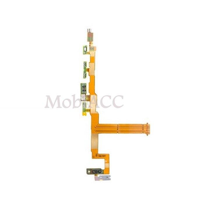 Cable flexible para botón de volumen de alimentación Original, compacto, con Motor...