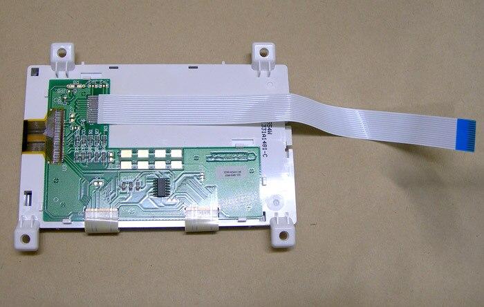 شحن مجاني الأصلي يا مها PSR S500 S550 S650 mm6 شاشة عرض LCD الشاشة 100% العمل الكمال 12 شهرا الضمان