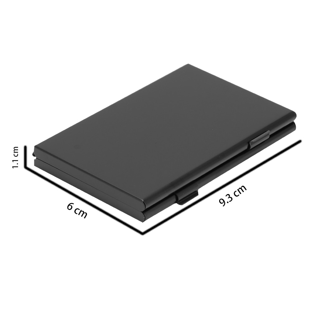 21 En 1 tarjeta de memoria Micro SIM portátil de aluminio para Irbis SP52 SP58 SP510 OnePlus 3 3T 5 5T 6 6T 6T McLaren