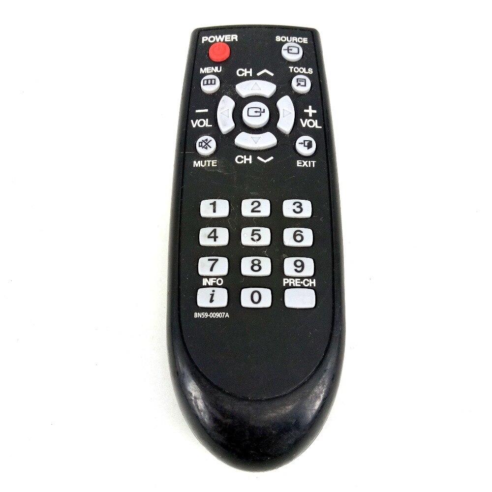 Б/у Оригинал BN59-00907A для Samsung пульт дистанционного управления CT21A530FLKXXP