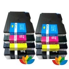 8 paquets dencre LC10 LC51 LC970 pour MFC-240c 230C MFC-885c MFC-465cn MFC-5860CN MFC-885CW MFC-440CN