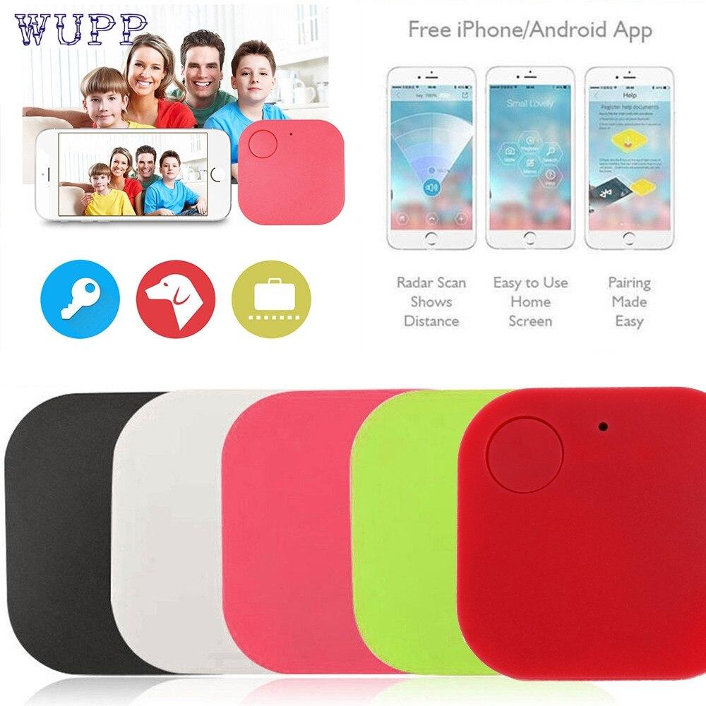 Llaveros Smart Mini Bluetooth GPS Tracker niños mascotas cartera llaves alarma localizador en tiempo real dispositivo electrónico Accesorios