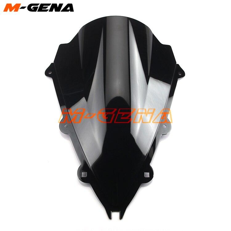 Motocicleta parabrisas para RSV4 RSV4R RS4 125 50 2009, 2010, 2011, 2012, 2013, 2014 09 10 11 12 13 14