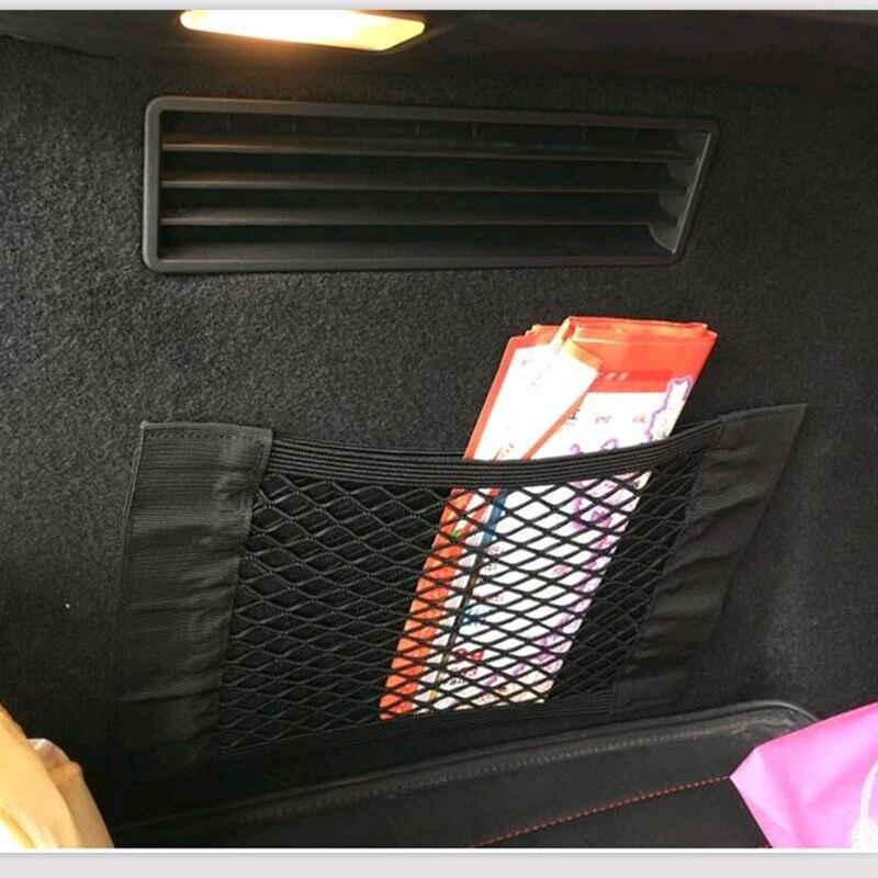 Red de equipaje de maletero de coche pegatina para el polo volkswagen bmw e60 peugeot 308 kia rio 4 toyota corolla 2008 ix35 skoda yeti touareg